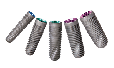 Inclusive Tapered Implants